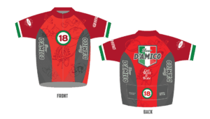 The 2017 TDA Jersey. A few are still available see their website
